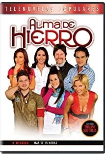 Alma de hierro (2008) cover