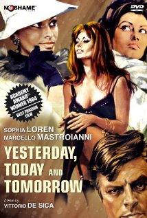 Ieri, oggi, domani (1963) cover