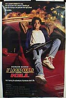 If Looks Could Kill (1991) cover