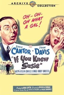If You Knew Susie 1948 poster