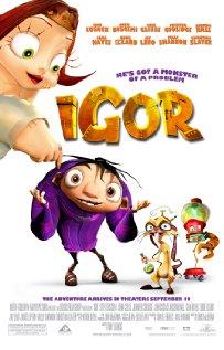 Igor (2008) cover