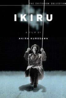 Ikiru (1952) cover