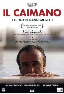 Il caimano (2006) cover