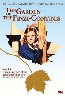 Il giardino dei Finzi Contini (1970) cover