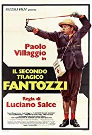 Il secondo tragico Fantozzi (1976) cover