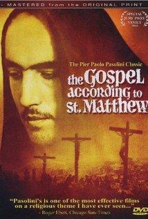 Il vangelo secondo Matteo (1964) cover