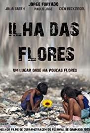 Ilha das Flores (1990) cover