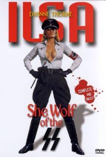 Ilsa: She Wolf of the SS (1975) cover
