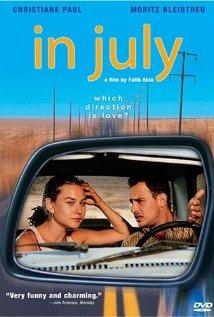 Im Juli. (2000) cover