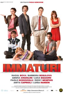 Immaturi (2011) cover