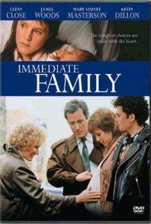 Immediate Family 1989 poster