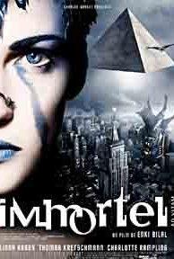 Immortel (ad vitam) 2004 poster