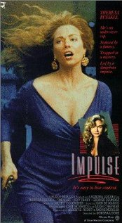 Impulse 1990 poster