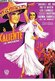 In Caliente (1935) cover