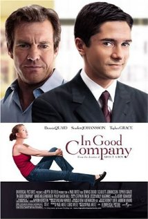 In Good Company 2004 poster