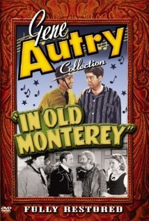 In Old Monterey (1939) cover
