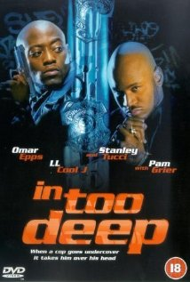 In Too Deep 1999 poster
