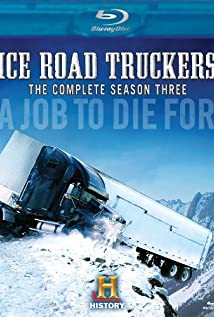 Ice Road Truckers (2007) cover