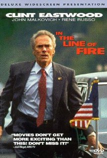 In the Line of Fire (1993) cover
