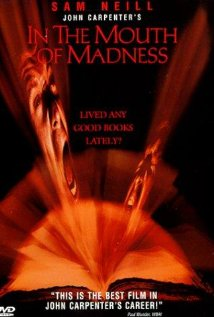In the Mouth of Madness 1994 poster