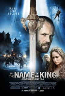 In the Name of the King: A Dungeon Siege Tale (2007) cover