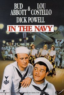 In the Navy (1941) cover