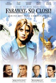 In weiter Ferne, so nah! 1993 poster