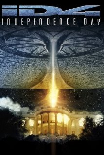 Independence Day (1996) cover