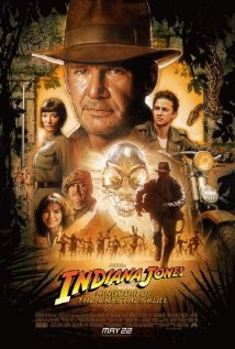 Indiana Jones and the Kingdom of the Crystal Skull (2008) cover