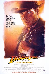 Indiana Jones and the Last Crusade (1989) cover