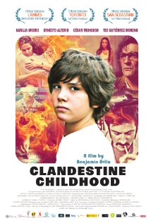 Infancia clandestina (2011) cover