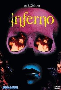 Inferno (1980) cover