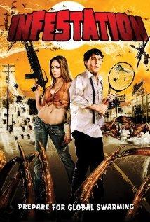 Infestation (2009) cover