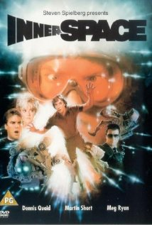 Innerspace 1987 poster