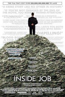 Inside Job (2010) cover