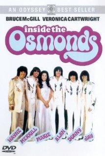 Inside the Osmonds (2001) cover