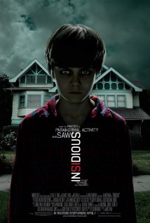 Insidious (2010) cover