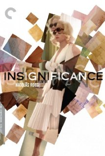 Insignificance 1985 poster