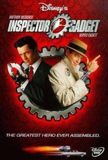 Inspector Gadget (1999) cover