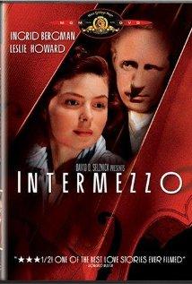Intermezzo: A Love Story 1939 poster