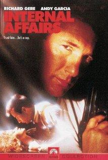 Internal Affairs (1990) cover