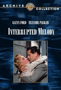 Interrupted Melody 1955 poster