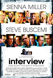 Interview (2007) cover