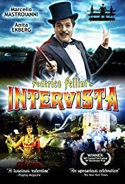 Intervista (1987) cover