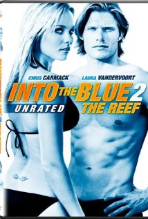 Into the Blue 2: The Reef 2009 poster