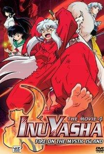 Inuyasha - Guren no houraijima (2004) cover