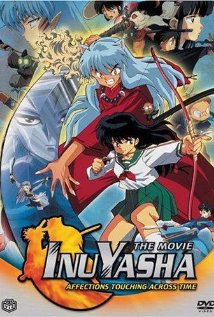 Inuyasha - Jidai wo koeru omoi (2001) cover