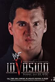 Invasion 2001 poster