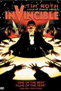 Invincible (2001) cover