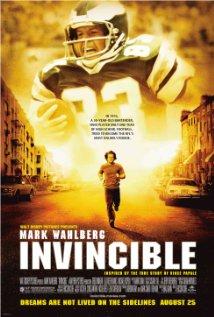 Invincible (2006) cover